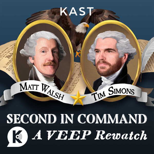 Second in Command: A VEEP Rewatch
