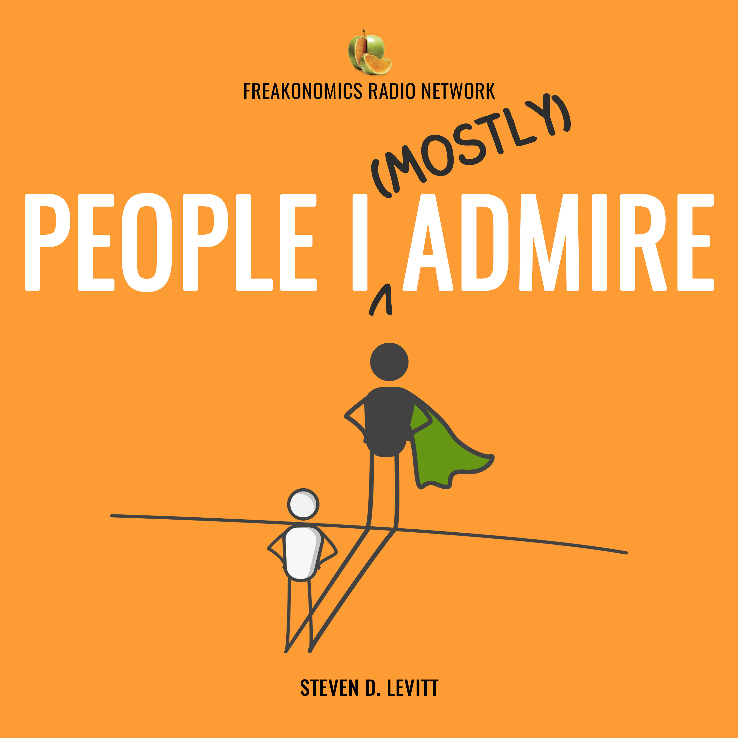 People I (Mostly) Admire Logo