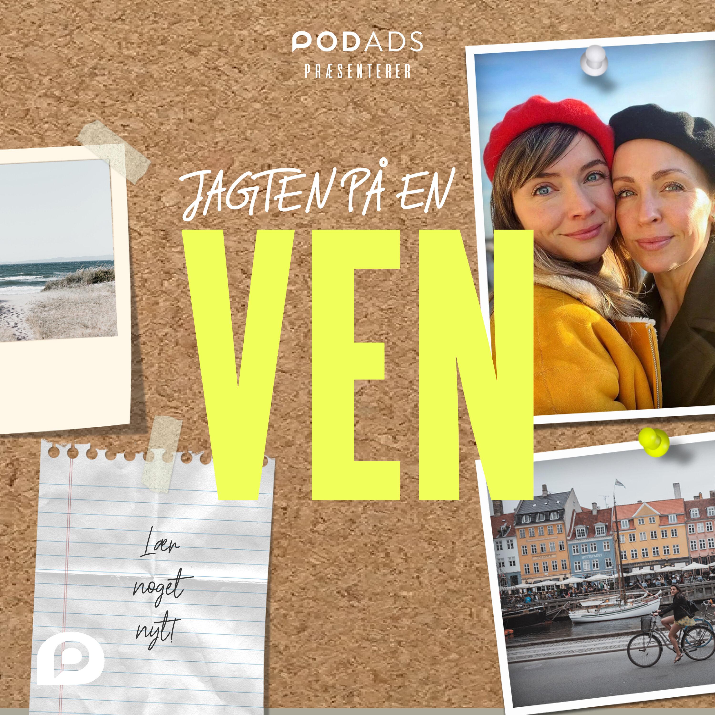 Jagten på en ven - Katrine Engberg