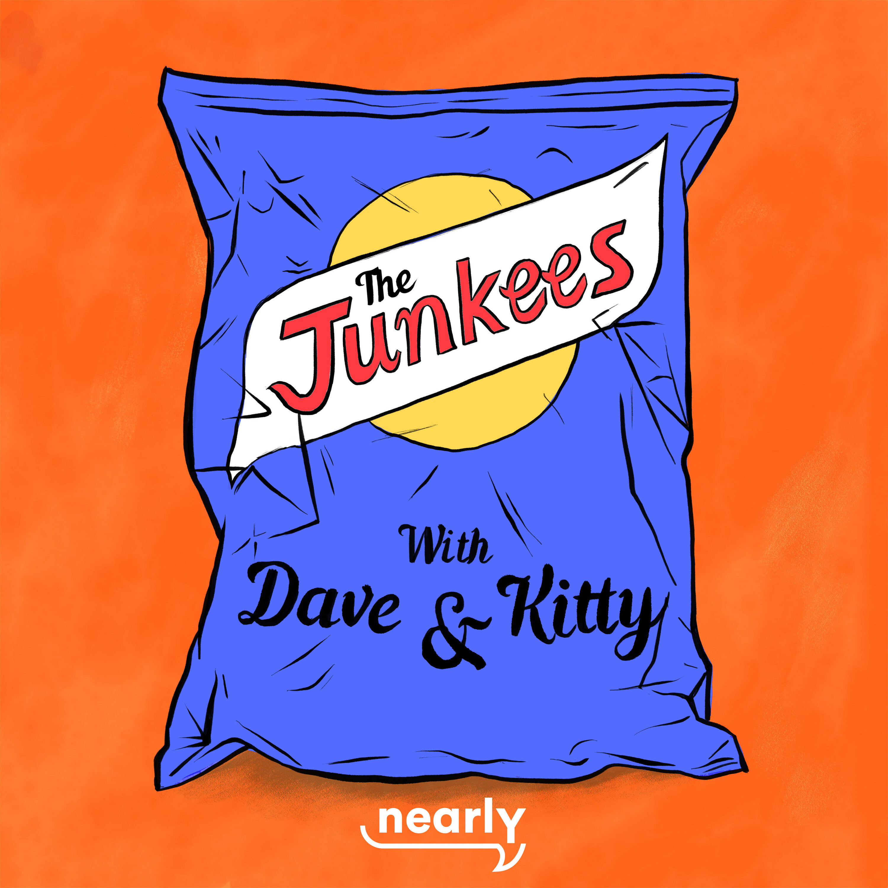 The Junkies - Dave and Kitty