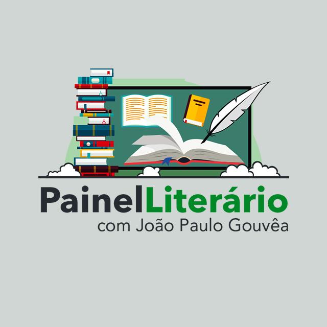 Logo do programa Painel Literário
