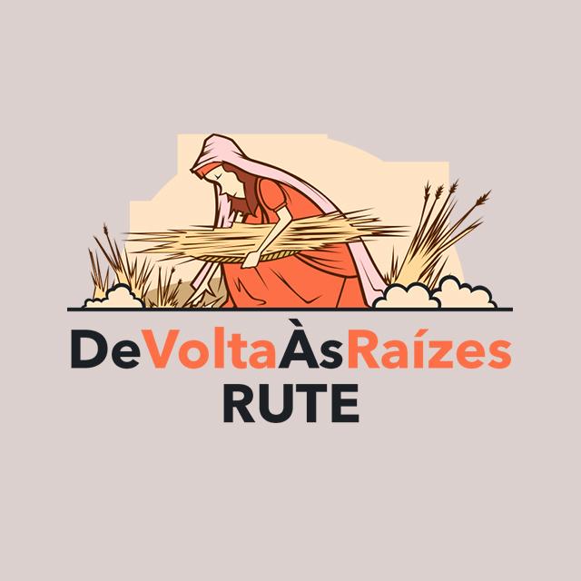 Logo do programa De Volta às Raízes - Rute