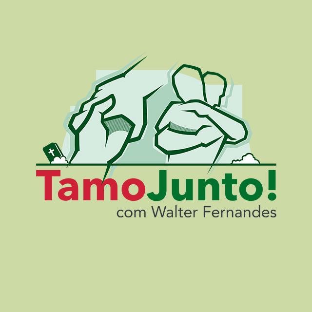 Logo do programa Tamo Junto