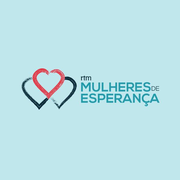 Logo do programa Mulheres de Esperança