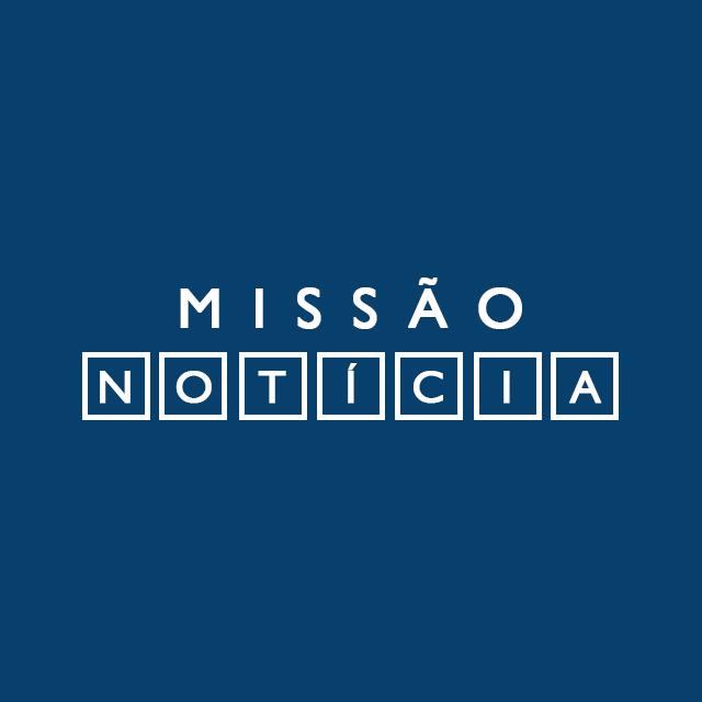 Logo do programa Missão Noticia