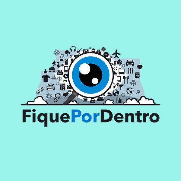 Logo do programa Fique por Dentro