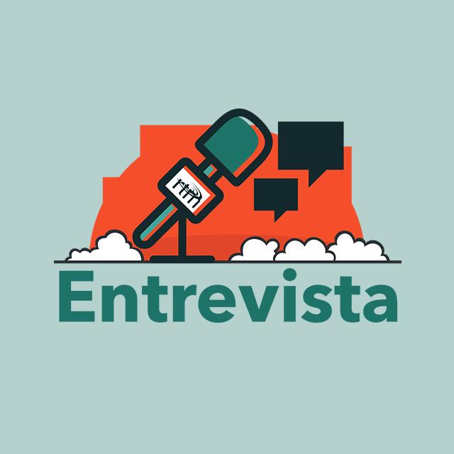 Logo do programa Entrevista