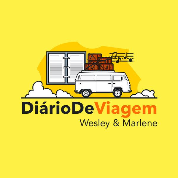 Logo do programa Diário de Viagem