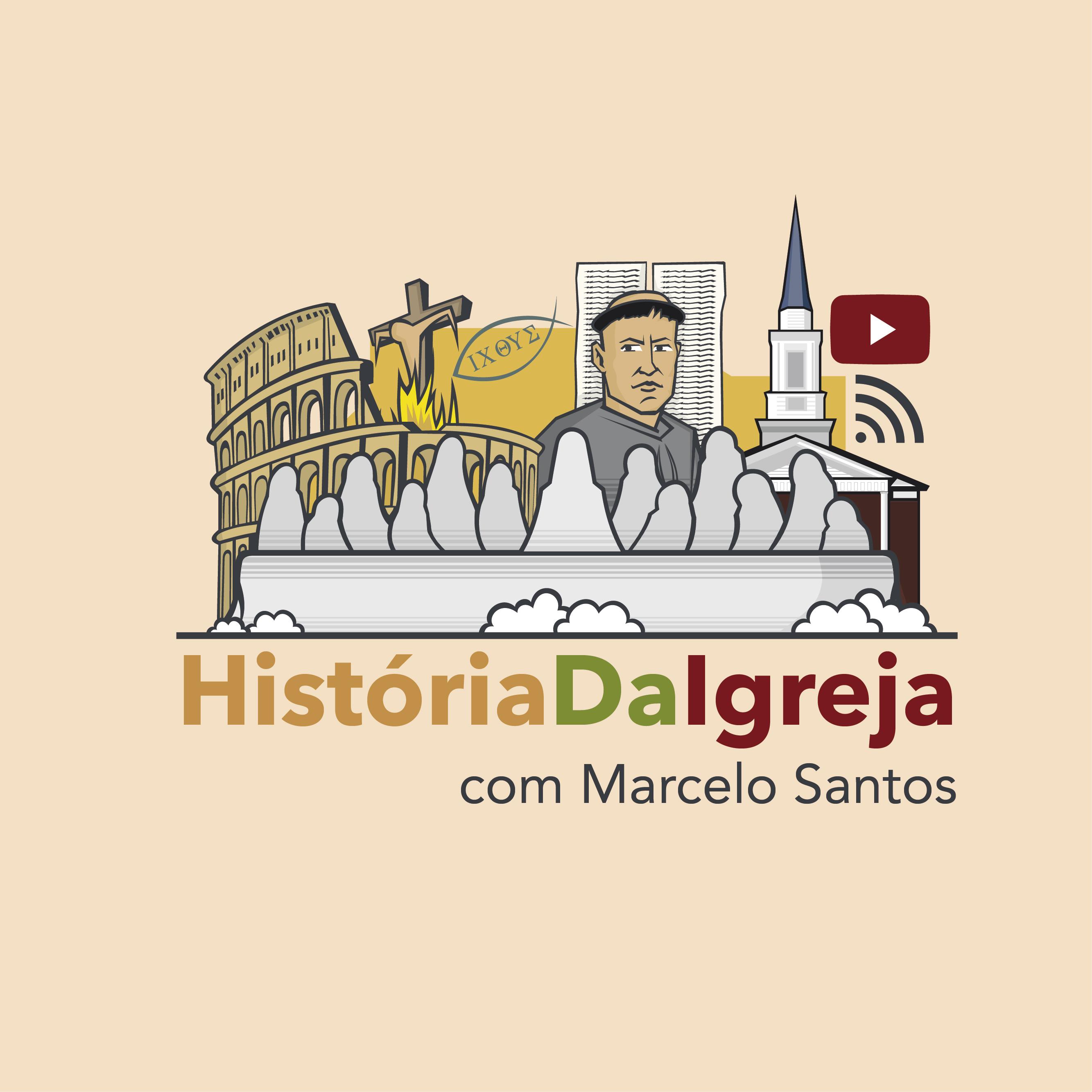 Logo do programa História da Igreja
